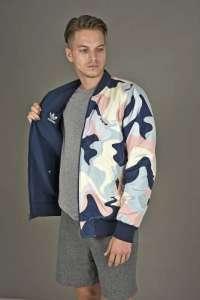 Adidas Originals Trf Flc Hoodie #szürke