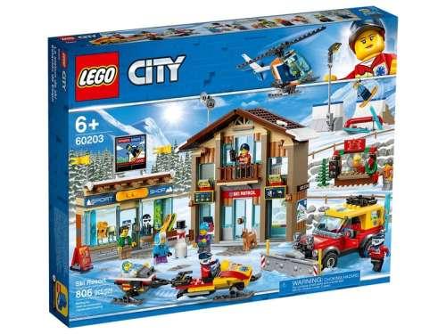 LEGO® City síüdülő 60203