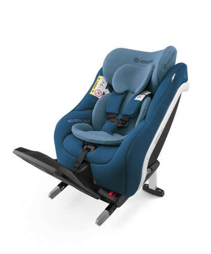 Concord Reverso Plus i-Size biztonsági Gyerekülés 0-18kg #kék 31303540