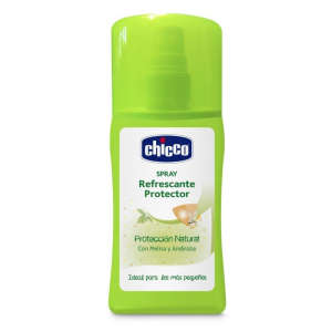 Chicco szúnyogriasztó spray 100 ml 0h + 30982118 Rovarriasztó, csípés kezelő