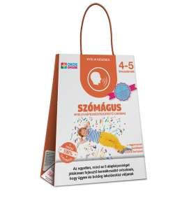Szómágus – nyelvi képességfejlesztő csomag 4–5 éveseknek 30982358 Fejlesztő játék ovisoknak