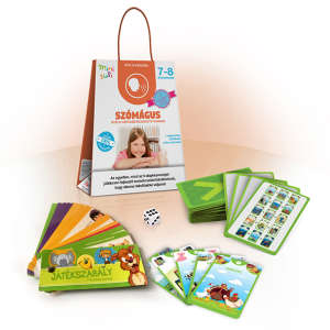 Szómágus – nyelvi képességfejlesztő csomag 7–8 éveseknek 31326497 Fejlesztő játék iskolásoknak