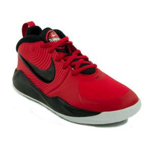 Nike Team Hustle D9 Gs Junior gyerek Sportcipő #piros-fekete 31247869 Csak akciós termékek