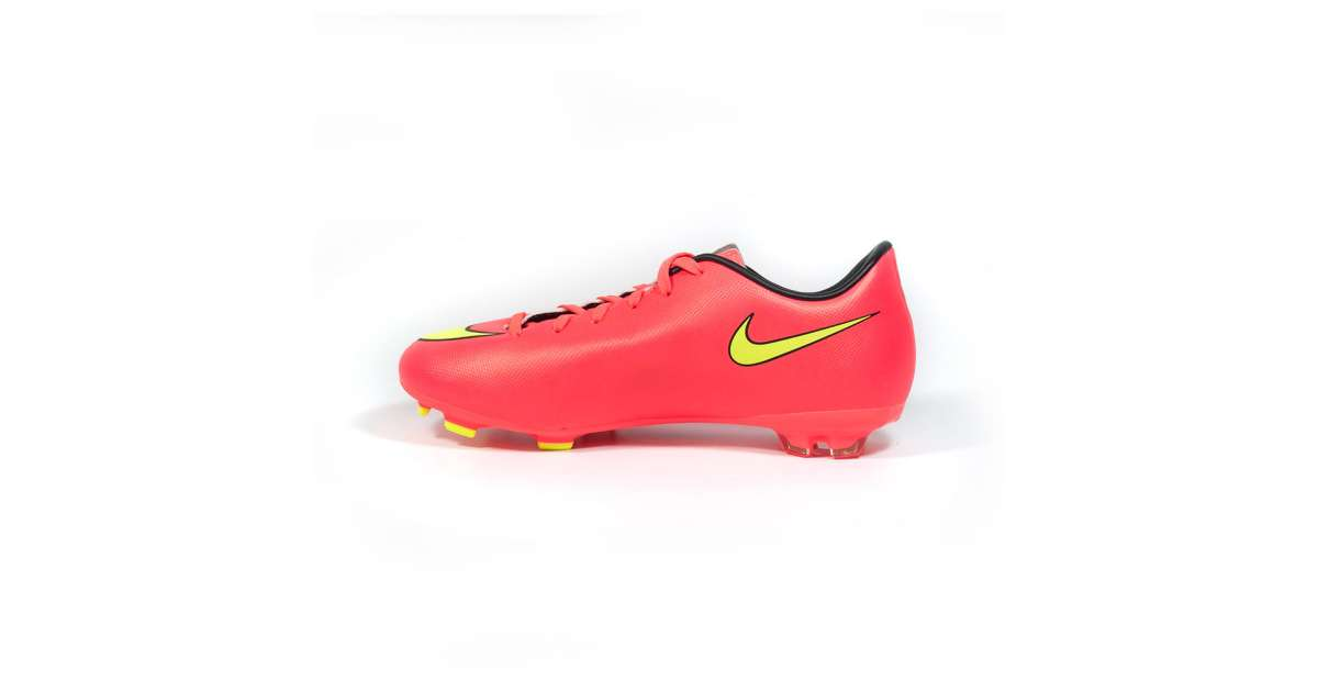 Nike Mercurial Victory Fg Jr fiú Foci cipő #narancssárga