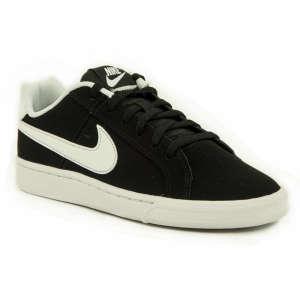Nike Court Royale Gs gyerek Sportcipő #fekete