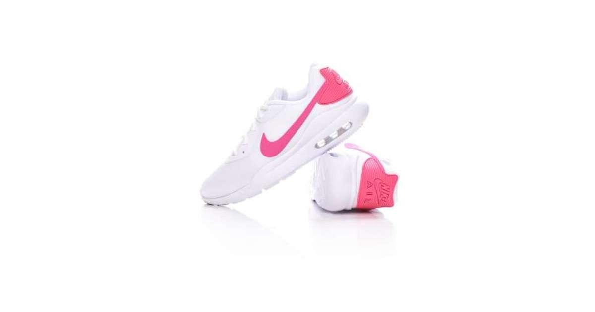 Nike Air Max Oketo női Utcai cipő #fehér rózsaszín | Pepita.hu