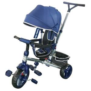 Baby Mix Tour Trike 360°-ban fordítható Tricikli #kék 30986756 Tricikli