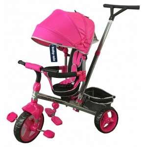 Baby Mix Tour Trike 360°-ban fordítható Tricikli #pink 30986758 Tricikli