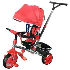 Baby Mix Tour Trike 360°-ban fordítható Tricikli #piros 30987104 Tricikli