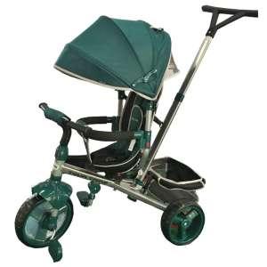 Baby Mix Tour Trike 360°-ban fordítható Tricikli #zöld 30987108 Tricikli
