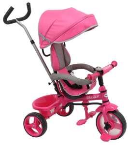 Baby Mix Ecotrike Tricikli #pink 30987206 Tricikli