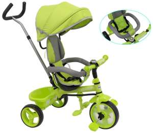 Baby Mix Ecotrike Tricikli #zöld 30987222 Tricikli