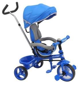 Baby Mix Ecotrike Tricikli #kék 30987224 Tricikli