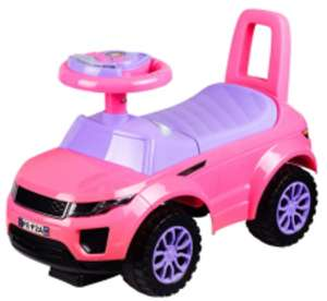 Baby Mix Bébitaxi #rózsaszín-lila 30988034 Bébitaxi, kismotor