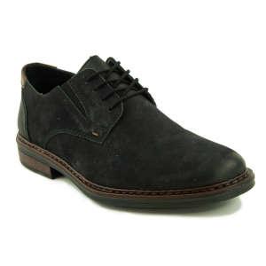 Rieker férfi Alkalmi cipő #fekete 31373508 Férfi alkalmi cipő