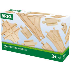 Brio Sínszett bővítés 30990266 Vonat, vasúti elem, autópálya