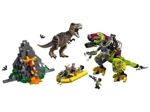 LEGO® Jurassic World T-Rex és Dino-Mech 75938 31035219 Playmobil Special Plus