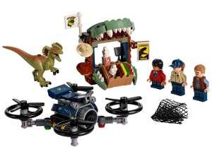 LEGO® Jurassic World Dilophosaurus támadás 75934 31027845 Playmobil Special Plus