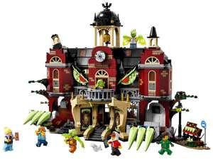 LEGO® Hidden Side Newbury gimnázium 70425 31030868 LEGO Classic