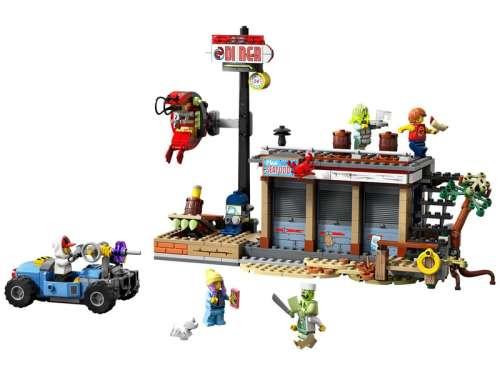 LEGO® Hidden Side ráktámadás 70422