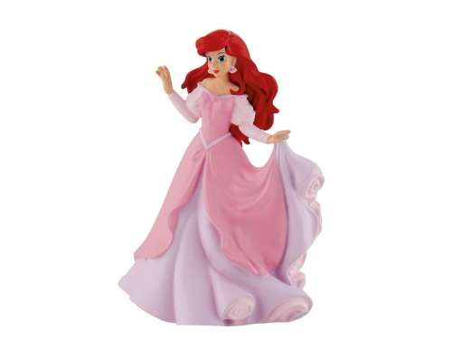 Disney Figura - Ariel, a kis hableány #rózsaszín