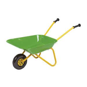 Rolly Fém játék talicska zöld 30992275 Kerti szerszám gyerekeknek