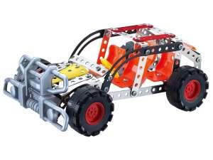 Terepjáró autó 146 darabos fém építőjáték 31026460 Fém építőjáték