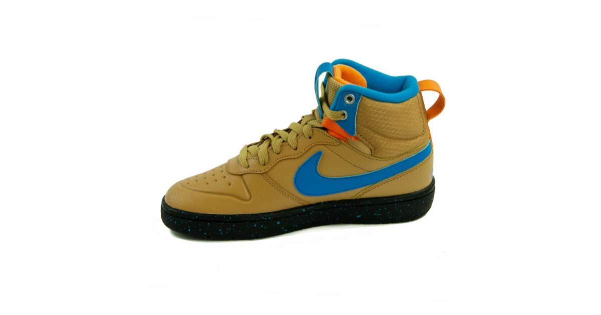 Nike Court Borough Mid 2 Boot GS Junior Száras Cipő | Pepita.hu