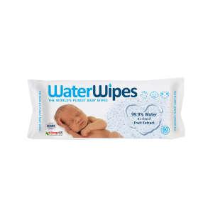 WaterWipes Természetes Törlőkendő Csomag 60db 30998066 Törlőkendő