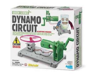 Dinamós áramkörök 31002355 Tudományos és felfedező játék