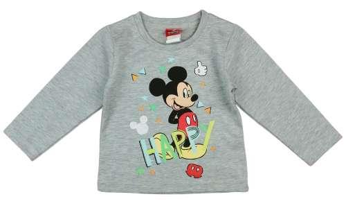 Disney Hosszú ujjú póló - Mickey Mouse #szürke