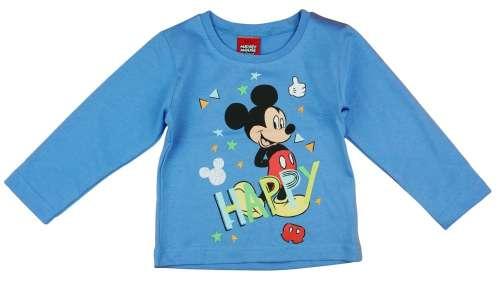 Disney Hosszú ujjú póló - Mickey Mouse #kék