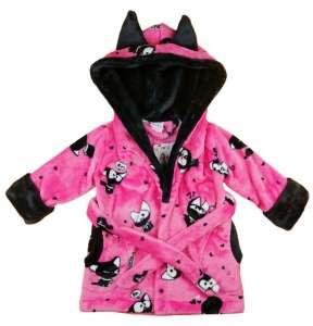 Pink cicás wellsoft kislány köntös 31006487