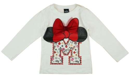 Disney Hosszú ujjú póló - Minnie Mouse #fehér