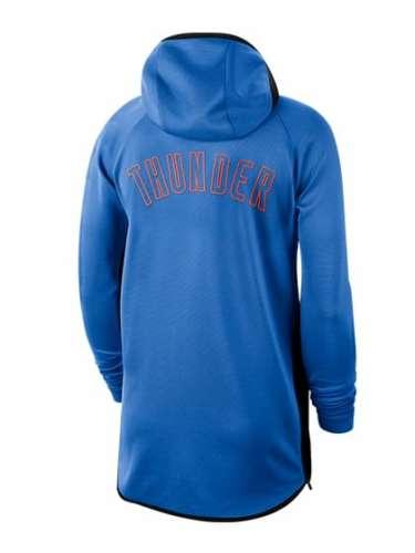 Nike NBA OKC M NK THRMFLX SHWTM HD FZ