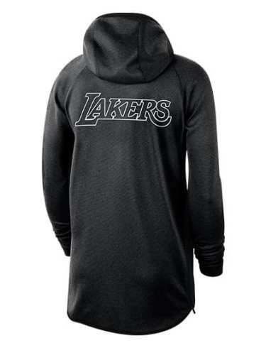Nike NBA LOS ANGELES LAKERS THERMAFLEX HOODIE
