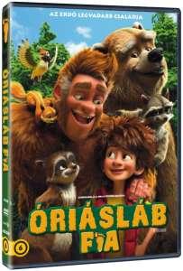 Óriásláb fia (DVD)