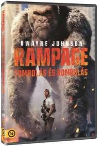 Rampage: Tombolás és rombolás (DVD)