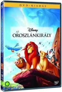 Az oroszlánkirály (DVD)