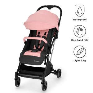 Kinderkraft Indy sport Babakocsi #rózsaszín