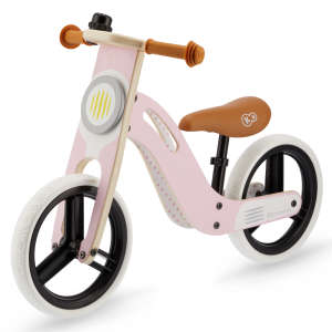 Kinderkraft Uniq fa Futóbicikli #rózsaszín 31042833 Futóbicikli