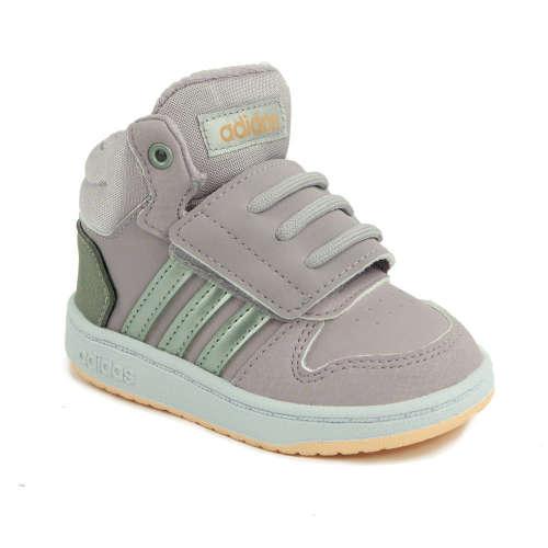 Adidas Hoops Mid 2.0 I Baby Lány Száras Cipő 31372174