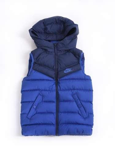 Nike B Nsw Vest Filled Mellény #kék