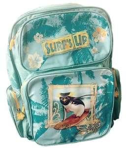 Hátizsák - Vigyázz, kész, szörf! 31056449 Iskolatáska, hátizsák