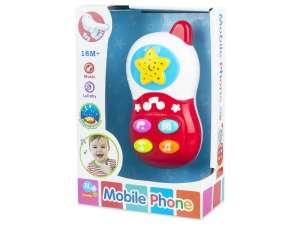 Zenélő mobiltelefon bébijáték 31056759 Walkie Talkie