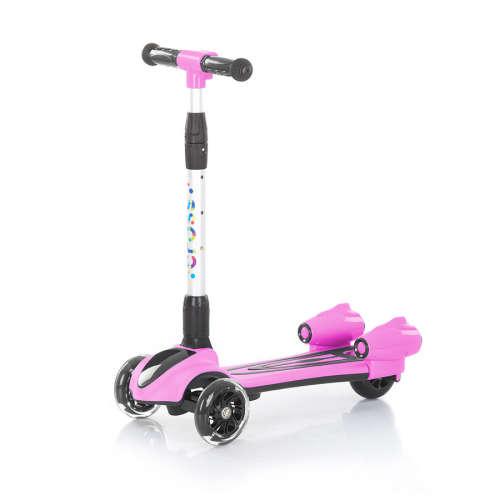 Chipolino Cross szuperszonikus roller - Pink