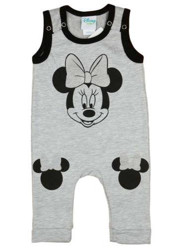 Disney ujjatlan Rugdalózó - Minnie Mouse #szürke