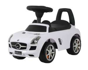 Mercedes SLS Bébitaxi #fehér 31063378 Bébitaxi, kismotor