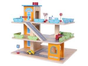 Ecotoys fa Parkolóház  31063880 Autópálya, parkolóház