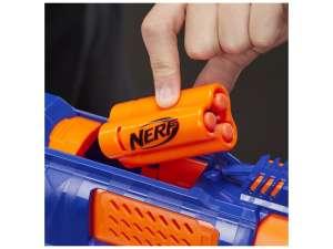 Nerf Elite trilogy 15 kilövő 31087847 Játékpuska, töltény
